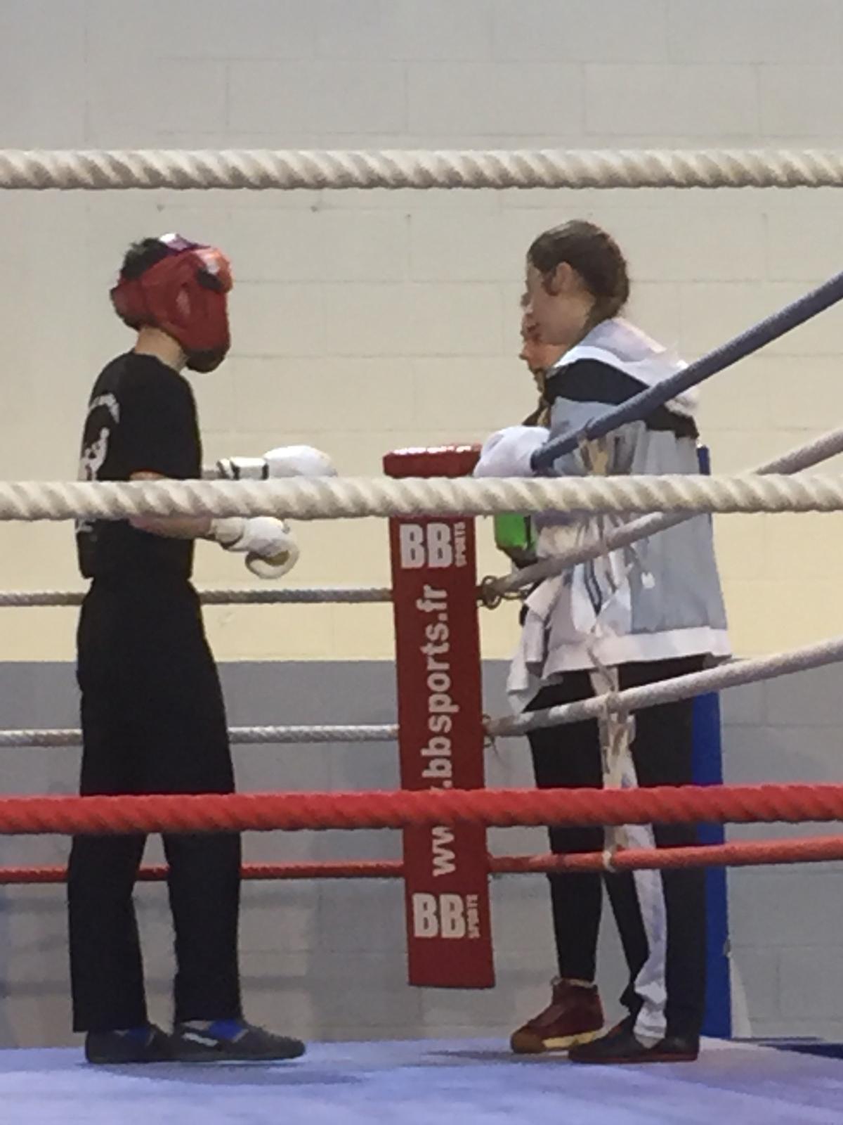 boxe francaise challenge jeunes de paris
